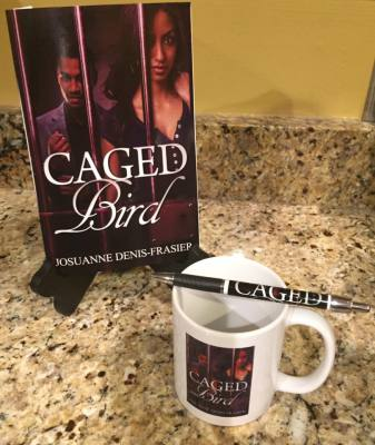 Caged Bird Book Signing at the 8th Annual Cultural & Biz Networking Event